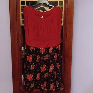 GILLI VINTAGE ONE-PIECE MODCLOTH DRESS